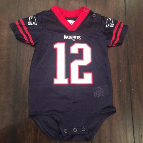 on sale 9dcf3 cb39e Baby NFL Tom Brady Jersey